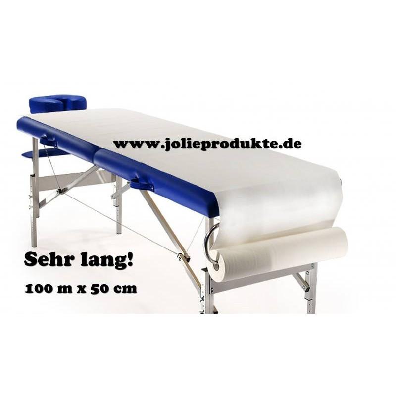 Rolle Vlies Laken  Liege-Rolle für Massage,Kosmetik,Arzliegenabdeckung