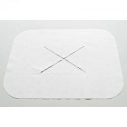 LUX Einmal-Nasenschlitz-Tücher für Massagebänke Code: A-A2