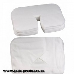 Einmal-Nasenschlitz-Tücher für Massagebänke Economy B-B1 B-B2